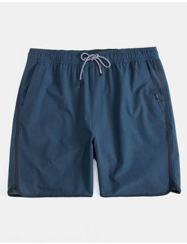 Rip Curl Short Horizon Boardwalk Navy Mens Hybrid Shorts by Rip Curl