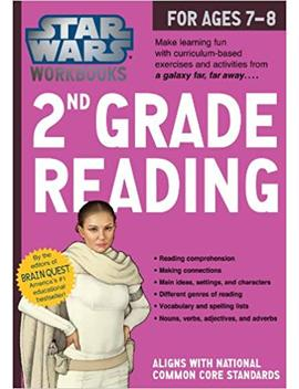 Star Wars Workbook: 2nd Grade Reading (Star Wars Workbooks) by Workman Publishing