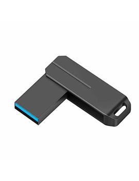 128 Gb Usb 3.0 Flash Drive, Panguk Memory Stick High Speed Thumb Drive Usb Memory Stick Waterproof, Shockproof 360 Rotary Drive Compact (128 Gb Black) by Panguk