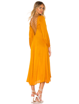 Later Days Midi Dress by Free People