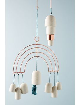 Iris Wind Chime by Anthropologie