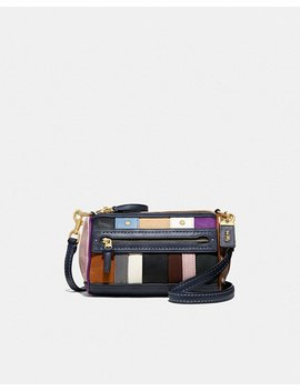 Shuffle 21 With Multi Stripe by Coach