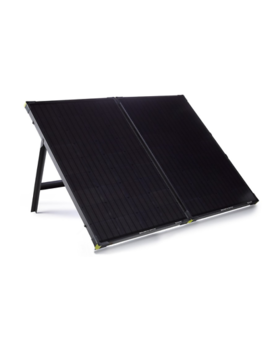 Boulder 200 Solar Briefcase Panel Portable Power Station Charger Goal Zero by Goal Zero