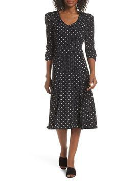 Polka Dot Dress by Eliza J