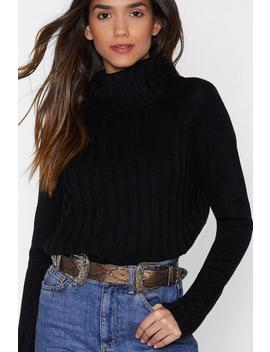 Double It Up Snake Belt by Nasty Gal