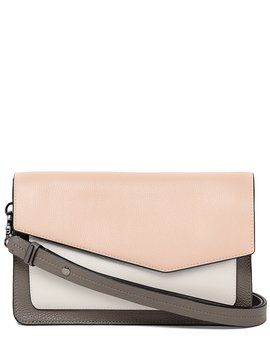 Cobble Hill Colorblock Convertible Shoulder Bag by Botkier