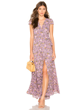 Lindsay Wrap Dress by Endless Summer
