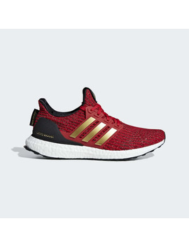 Adidas X Game Of Thrones House Lannister Ultraboost Shoes by Adidas