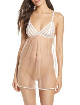 London Sheer Chemise by Bluebella