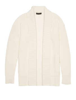 Japan Exclusive Open Cardigan Sweater by Banana Repbulic