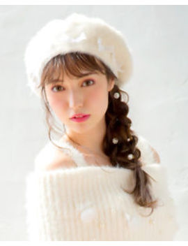 Liz Lisa   Organza Ribbon Beret (Pink Cute Kawaii Lolita Japan) by Liz Lisa