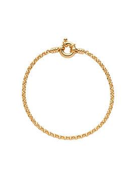 18kt Yellow Gold Vermeil Mini Belcher Bracelet by Links Of London