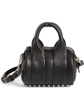 Baby Rockie Leather Satchel by Alexander Wang