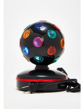 Ravin' N' Revolvin' Disco Ball Light by