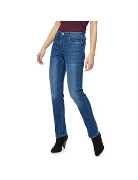 Rjr.John Rocha   Bright Blue 'elsa' Straight Fit Jeans by Rjr.John Rocha