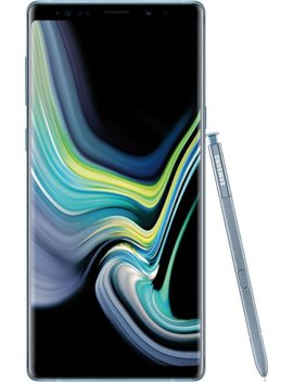 Galaxy Note9 128 Gb (Unlocked)   Cloud Silver by Samsung