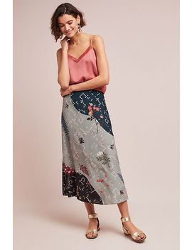 Koyal Floral Skirt by Sahil Kochhar