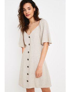 Minkpink Button Through Mini Dress by Minkpink