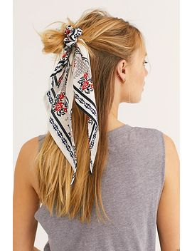Beau Bandana Scarf Pony by Free People