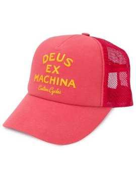 Diego Trucker Cap by Deus Ex Machina