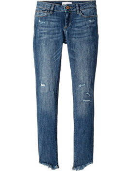 Chloe Distressed Skinny In Avalon  (Toddler/Little Kids) by Dl1961 Kids