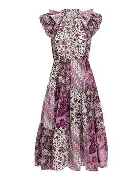 Asis Midi Dress by Ulla Johnson