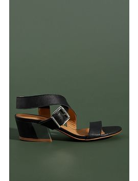 Veracruz Sapena Heeled Sandals by Anthropologie
