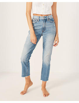 Mom Jean Met Hoge Taille by Abercrombie & Fitch