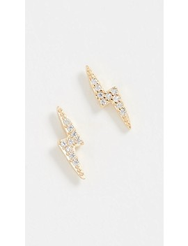 Electric Stud Earrings by Shashi