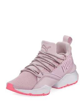 Muse Maia Neoprene Sneakers by Puma
