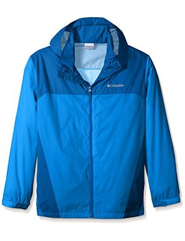 Columbia Men's Big & Tall Glennaker Lake Packable Rain Jacket by Columbia