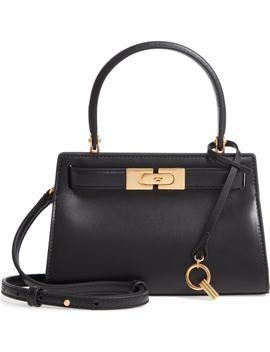 Mini Lee Radziwill Leather Bag by Tory Burch