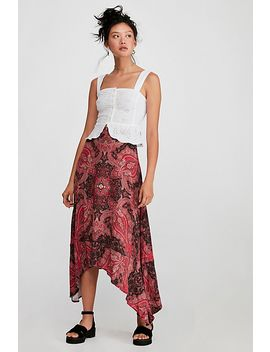 At The Shore Skirt by Free People