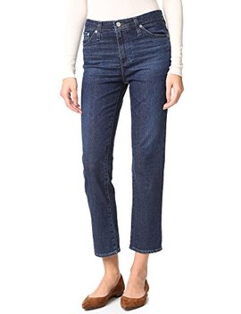 Ag Adriano Goldschmied Ag Women's The Isabelle Crop Jeans by Ag Adriano Goldschmied