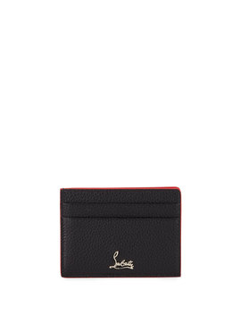 Kios Nv Empirespikes Card Case by Christian Louboutin