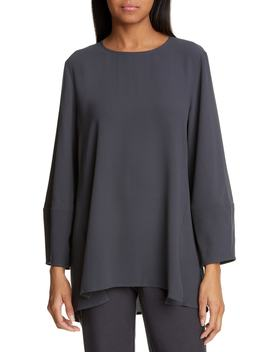 Silk Top by Eileen Fisher