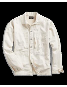 Herringbone Overshirt by Ralph Lauren