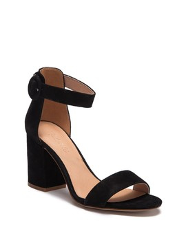 The Regina Ankle Strap Sandal (Women) by Madewell