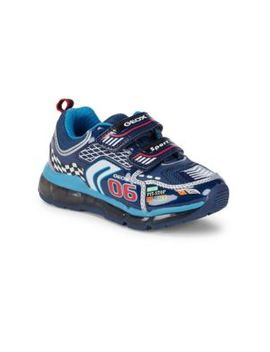 Boy's Graphic Sneakers by Geox