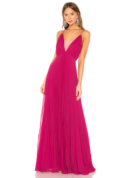 Pleated Gown by Jill Jill Stuart
