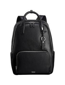 Stanton Indra Leather Backpack by Tumi