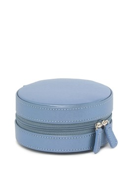 Small Round Zip Jewelry Box by Nordstrom Rack