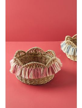 Mirelle Basket by Anthropologie