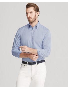 Washed Oxford Shirt by Ralph Lauren