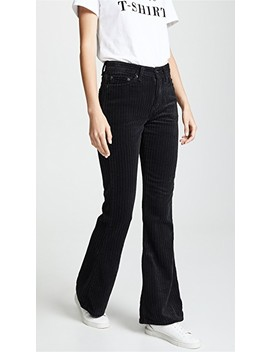 Amy Corduroy Flare Pants by Edwin
