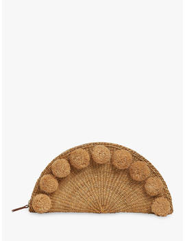 Whistles Stanley Large Taco Straw Purse, Neutral by Whistles