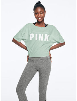 Short Sleeve Off The Shoulder Tee by Victoria's Secret