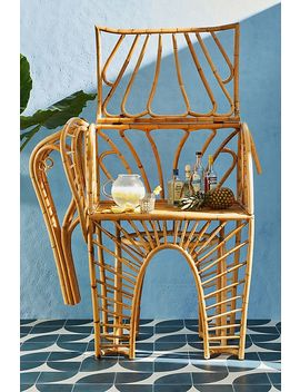 Elephant Bar Cart by Anthropologie