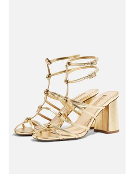 Rebellious Strappy Sandals by Topshop