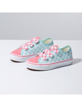 Kids Checkerboard Style 23 V by Vans